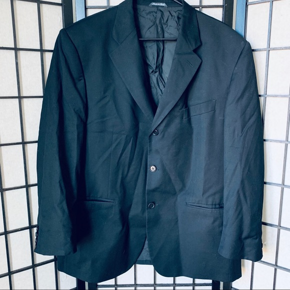 Missoni Other - Missoni black 100% virgin wool black blazer 39